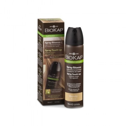 Biosline BioKap Nutricolor Spray Touch-Up Black